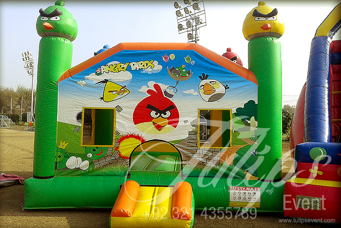 Index of gallery full size best birthday balloons for Angry bird birthday decoration ideas