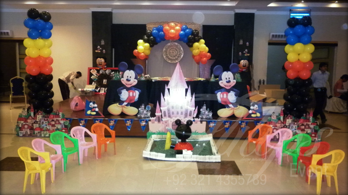 Mickey Mouse Theme B